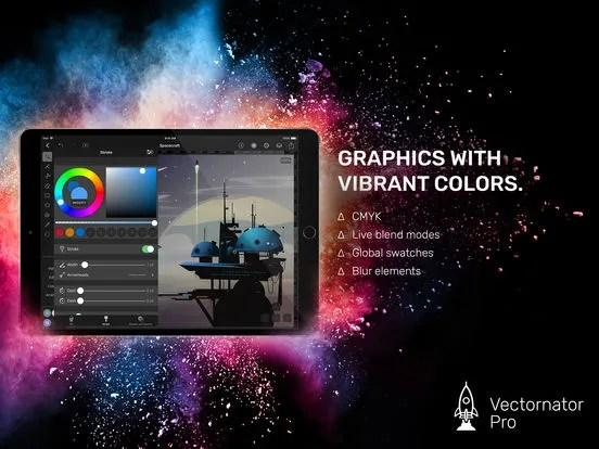 Vectornator Pro Ipa App iOS Free Download
