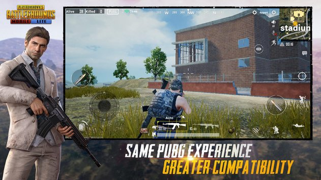 PUBG Mobile Lite Apk Game Android Free Download