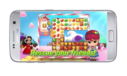 Sweet Road – Cookie Rescue Apk Game Android Free Download
