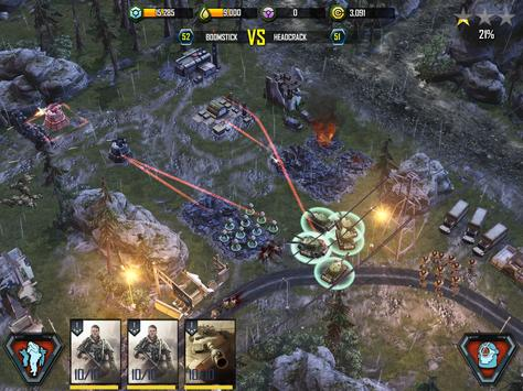 War Commander: Rogue Assault Apk Game Android Free Download