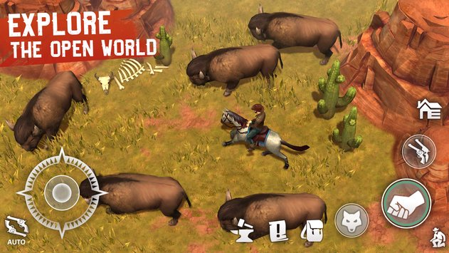 Westland Survival Apk Game Android Free Download