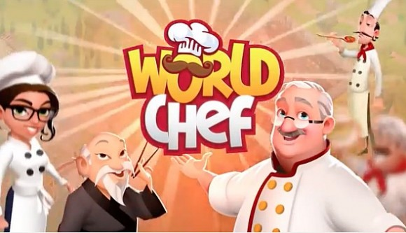 World Chef Apk Game Android Free Download