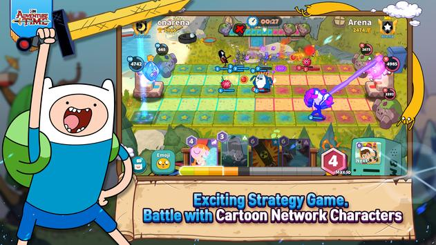 Cartoon Network Arena Apk Game Android Free Download