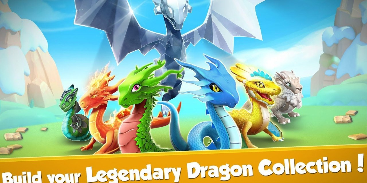 Dragon Mania Legends Apk Game Android Free Download