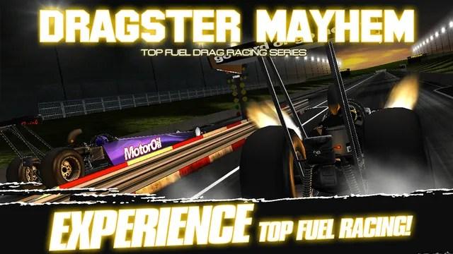 Dragster Mayhem – Top Fuel Simulator Ipa Game iOS Free Download