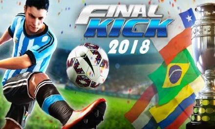 Final Kick 2018 Ipa Game iOS Free Download