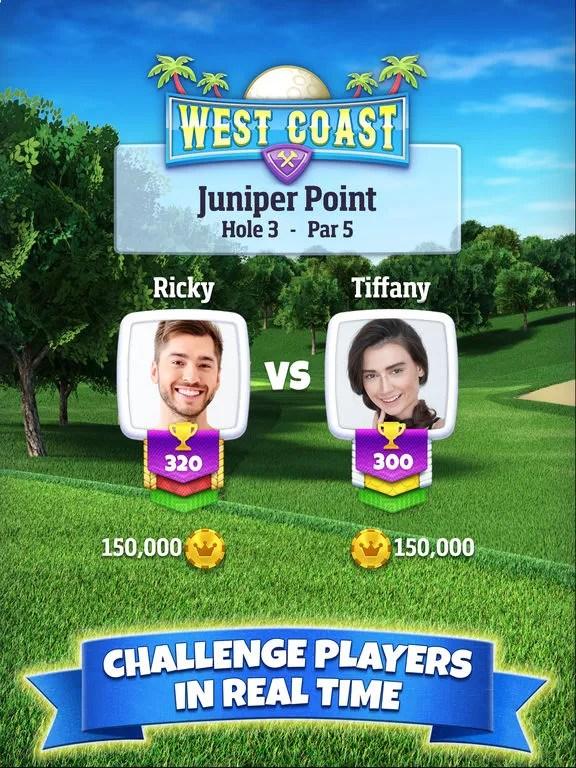 Golf Clash Ipa Game iOS Free Download