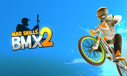 Mad Skills BMX 2 Ipa Game iOS Free Download