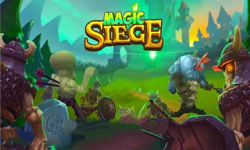 Magic Siege – Defender Apk Game Android Free Download
