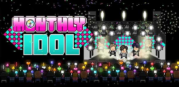Monthly Idol Apk Game Android Free Download