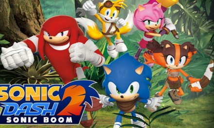 Sonic Dash 2: Sonic Boom Ipa Game iOS Free Download