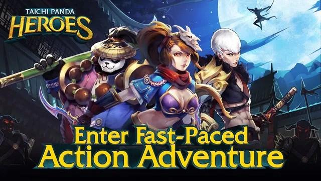 Taichi Panda: Heroes Ipa Game iOS Free Download