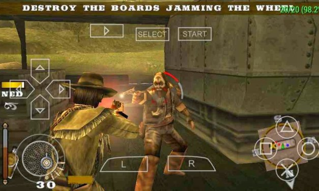 Gun Showdown PPSSPP Game Android And iOS Free Download