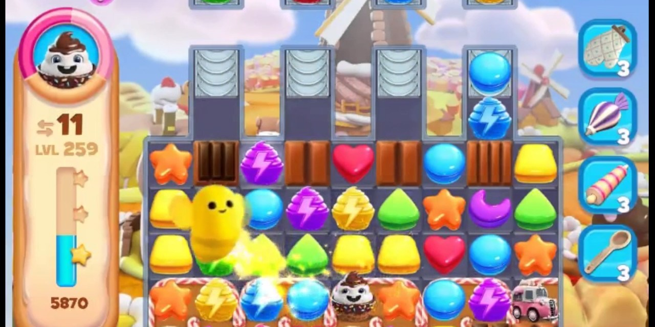 Cookie Jam Blast Match Crush Puzzle Apk Game Android Free Download
