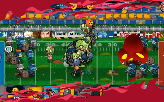 SWAT and Zombies Season 2 Apk Game Android Free Download