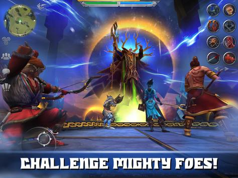 3D MMO Celtic Heroes Apk Game Android Free Download