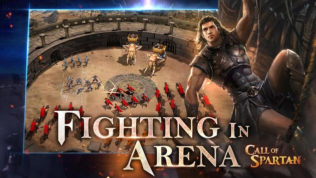 Call of Spartan Apk Game Android Free Download