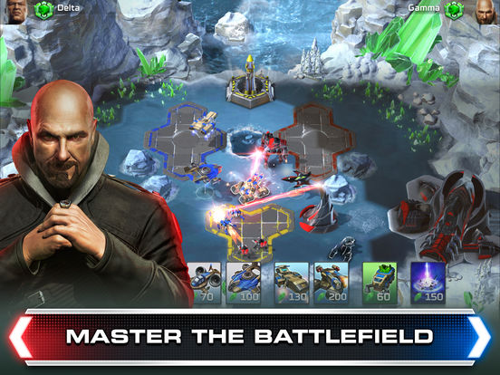 Command & Conquer: Rivals PVP Ipa Game iOS Free Download