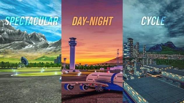 Flight Sim 2018 Apk Game Android Free Download