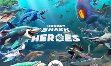 Hungry Shark Heroes Apk Game Android Free Download