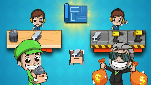 Idle Factory Tycoon Apk Game Android Free Download
