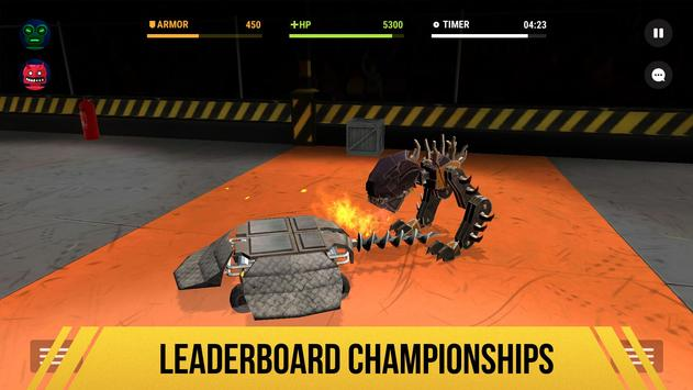Robot Fighting 2 – Minibots 3D Apk Game Android Free Download