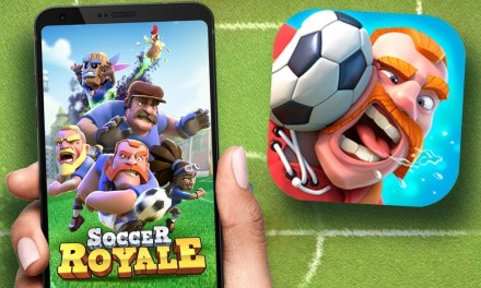 Soccer Royale 2018 Apk Game Android Free Download