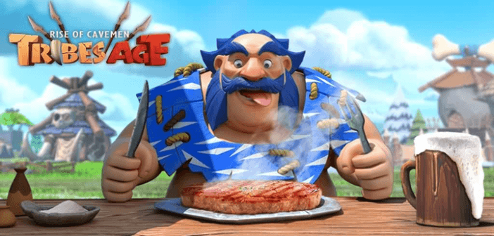 Tribes Age Rise of Caveman Apk Game Android Free Download