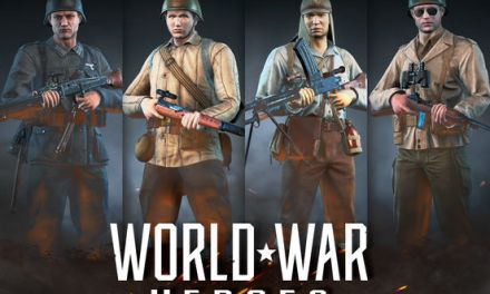 World War Heroes: FPS war Game Ipa iOS Free Download