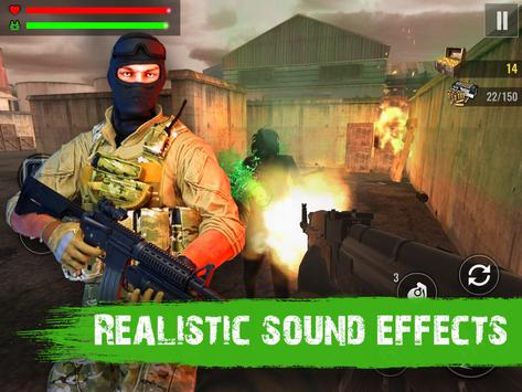 Zombie Shooter Hell 4 Survival Apk Game Android Free Download