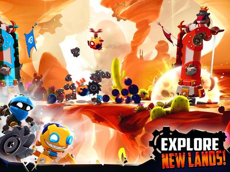Badland Brawl Apk Game Android Download