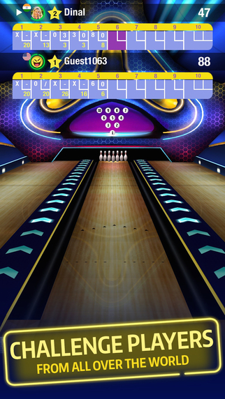 Bowling Central Ipa Game iOS Download