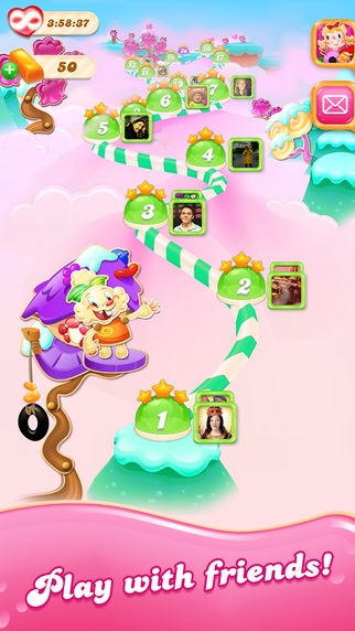 Candy Crush Jelly Saga Ipa Game iOS Download
