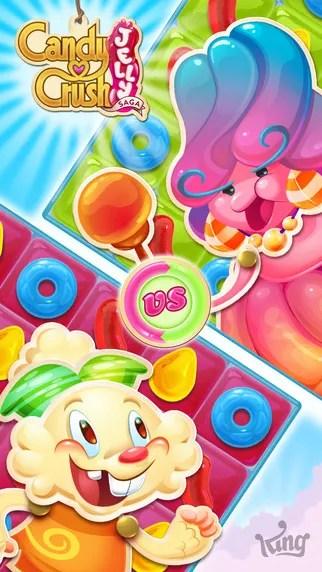 Candy Crush Jelly Saga Ipa Game iOS Download