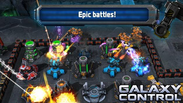 Galaxy Control Apk Game Android Download