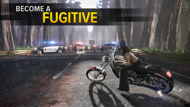 Highway Rider IPA Game iOS Download
