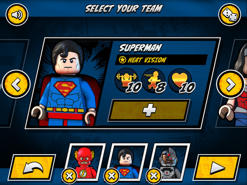 LEGO® DC Super Heroes Ipa Game iOS Download