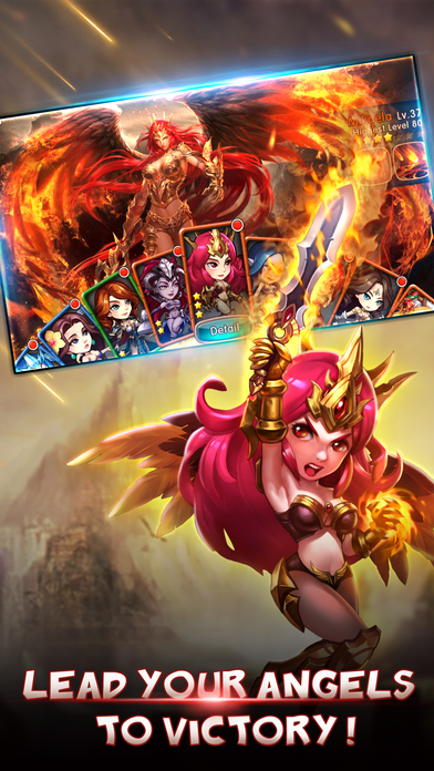 League of Angels - Fire Raiders Ipa Game iOS Download