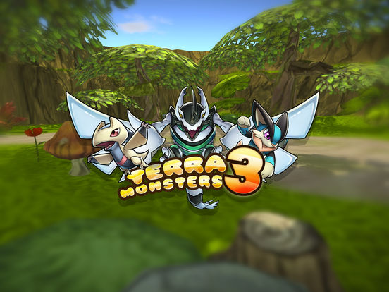 Terra Monsters 3 Ipa Games iOS Download