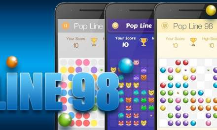 LINES98 POP PUZZLE Ipa Games iOS Free Download