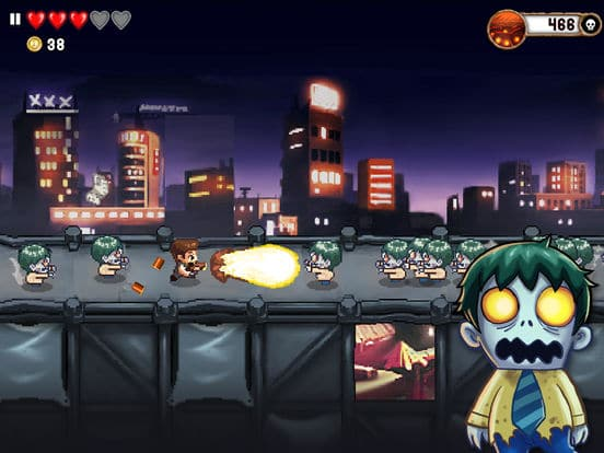 Monster Dash Ipa Games iOS Download