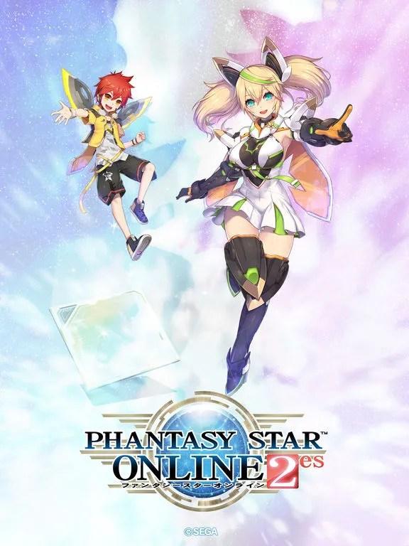 Phantasy Star Online 2 es Ipa Games iOS Download