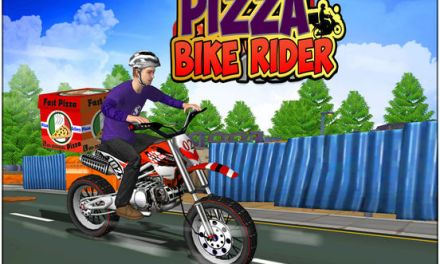 Pizza Bike Rider: Pizza Delivery Ipa Games iOS Download