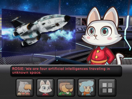 Star Billions: A Sci-Fi Adventure Ipa Games iOS Download