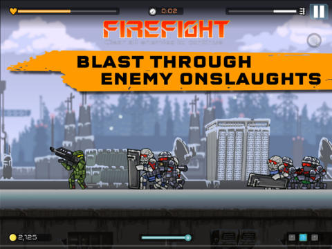 Strike Force Heroes: Extraction HD Ipa Games iOS Download