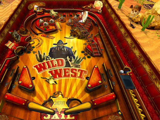 Wild West Pinball Ipa Games iOS Download