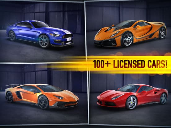 CSR Racing Ipa Games iOS Download
