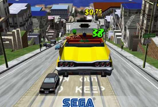 Crazy Taxi Classic Ipa Games iOS Download