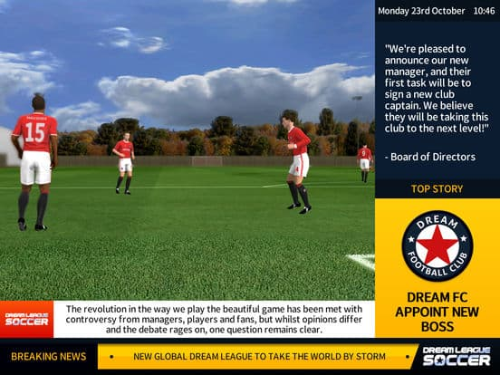 Dream League Soccer 2018 Ipa Games iOS Download