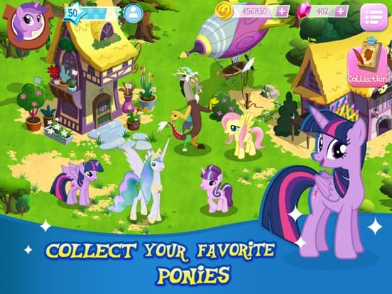 MY LITTLE PONY: MAGIC PRINCESS Ipa Games iOS Download